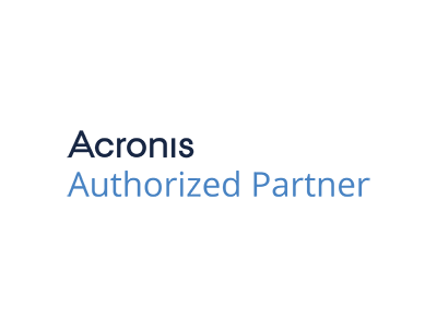 Acronis Banner
